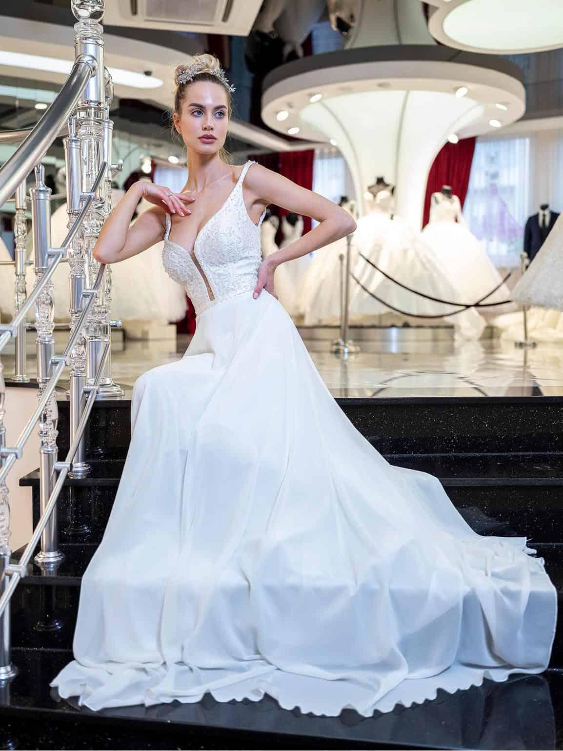 Brautkleider in Duisburg kaufen | Hochzeitsmode
