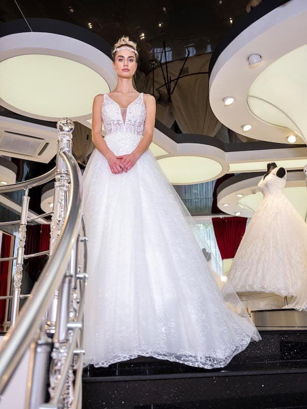 Hochzeitskleider Modelle
